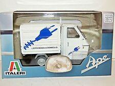 Italeri Ape Piaggio TM P50 Furgone Pubblicita` 1986