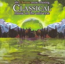 795041763723 Ultimate Most Relaxing Classical Music in Universe by Various CD