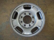 """11 12 13 16 Chevrolet Truck Sierra Silverado 2500 3500 Steel Wheel Rim 17"""" 8095"""