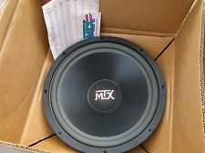 """OLD SCHOOL MTX RT 124 SUB!!  12"""" ROAD THUNDER SUBWOOFER!!  NEW RARE USA MADE!!"""