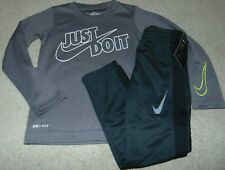 ~NWT Boys NIKE Dri-Fit Outfit! Size 5 Nice:)