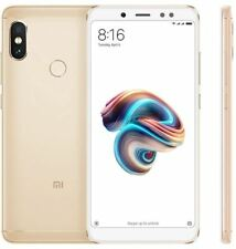 XIAOMI REDMI NOTE 5 32GB GOLD ORO GLOBAL 3GB 5,99'' 12+5MPX 13MPX ITALIA