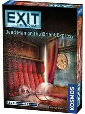 Exit: The Game: Dead Man on the Orient Express KOSMOS BRAND NEW ABUGames