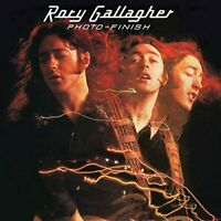 Rory Gallagher - Photo Finish [CD]