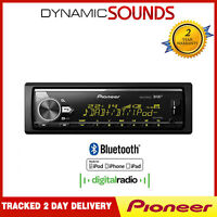 Pioneer MVH-X580DAB DAB Radio, MP3 USB AUX Bluetooth Stereo, Plays iPod iPhone