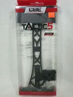 CBE Tactic 5 Arrow Hunting Quiver Black Quick Disconnect