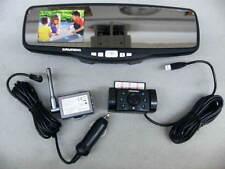Original Grundig Rückfahrkamera mit Monitor ím Rückspiegel Spiegelkamera Funk