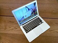 """Apple Macbook Air 13"""" (Mi2011) Laptop - Intel i7 1.80Ghz + 4GB + 500 GB SSD!"""