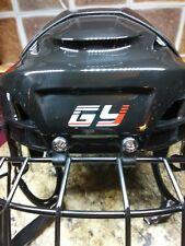 Gy 2018 Ice Hockey Helmet Steel Cage Mask Sports Equipment M Upgrade
