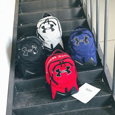 Under Armour Men's/Women's Waterproof Nylon Travel Bag Backpack Student Bag HOT