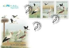 TURKEY/2020 - (FDC) Storks (Bird), MNH