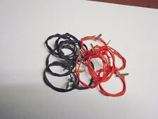 12x HORNBY PECO ETC PREWIRED CODE 100 RAIL JOINER FISHPLATES DCC 00 TRACK LAYOUT