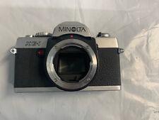 Minolta Xg-1 35mm Slr Film Camera Body Only