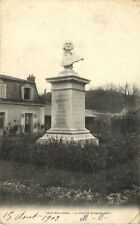 CPA Jouy-en-Josas-La Statue d'Oberkampf (260530)