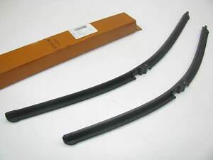 NEW GENUINE OEM 3D1998002 Windshield Wiper Blade SET PAIR - 2004-2006 VW Phaeton
