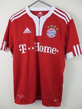 Adidas Bayern Munich 2009-10 Hogar Camiseta De Fútbol Jersey Niños Niños Yth 13-14 L