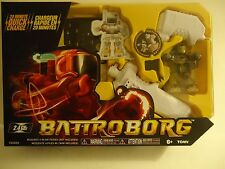 Battroborg by Tomy (Gold) Romote Controlled Robot #T60800 2.4 Ghz