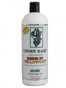 (26,32 €/L) Cowboy Magic Shine In Yellowout 946ml Fell Aufheller Gelbstich