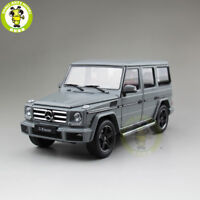 1/18 Iscale Mercedes-Benz G Class 500 Diecast Car SUV Model Toys GIFT Matte Gray