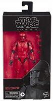 "Star Wars Sith Trooper Rise of Skywalker Black Series 6"" Action Figure IN STOCK"