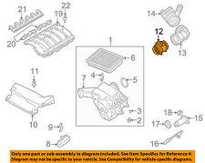 BMW OEM 04-05 325i-Mass Air Flow Sensor 13627566983