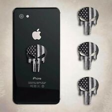 Punisher Subdued Flag Skull Sniper iphone Decal Android Phone American Sticker