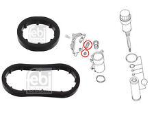 Set of Oil Cooler Seals for various Mercedes models - FEBI BILSTEIN