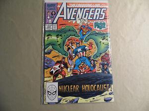 Avengers #324 (Marvel 1990) Free Domestic Shipping