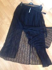 BNWT M&S Limited Edition Size 16  Skirt Black Mix RRP £45