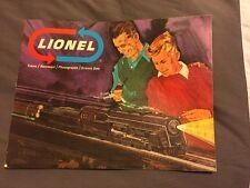 1966 Lionel Toys & Trains Sales Catalogue