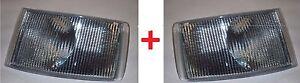 POUR Peugeot Boxer 94-02 Clignotant Clignotants phrase blanc gauche droite avant