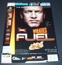 The Breakfast of Champions Wheaties Fuel Box PEYTON MANNING NFL Quarterback