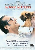 As Good As It Gets - DVD