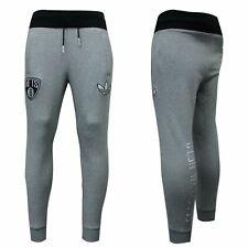 Adidas Womens Brooklyn Nets Track Pants Grey Joggers D85140