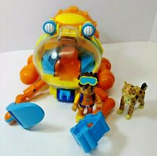 Fisher-Price Nickelodeon Go Diego Go Rescue Submarine Diego