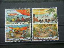 Pitcairn Islands 1995 Island Holiday Issue SG474-477 MM