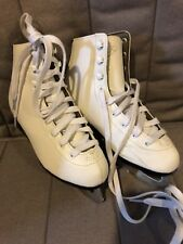 Girls Figure Ice Skates DBX Brand Size 2