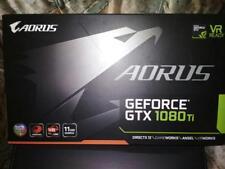 Gigabyte AORUS GeForce GTX 1080Ti Xtreme 11GB GDDR5X 2xHDMI/3xDP/DVI NEU OVP