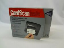 Corex CardScan Executive Portable Card Scanner