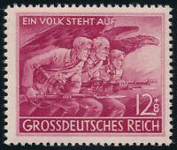 DR 1945, MiNr. 908 IX, tadellos postfrisch, gepr. Schlegel, Mi. 85,-