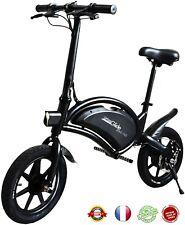 UrbanGlide Bike Trottinette Electrique Adulte Unisexe Noir Mobilité Ville