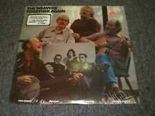 The Weavers~Together Again~Pete Seeger~Lee Hays~Ronnie Gilbert~FAST SHIPPING