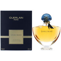 Shalimar Perfume by Guerlain, 3 oz EDP Spray for Women NEW IN BOX