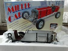 Gilbow Miller Car Classic Racer Tin Clockwork 1:8 Scale 1of 100 Cox Tether Style