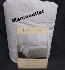 Ralph Lauren Bronze Comfort White Down TWIN Comforter