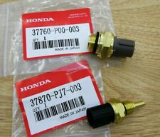 OEM Set of 2 Cooling Fan Switch Coolant Temp Sensor Fit Honda Accord CR-V Civic