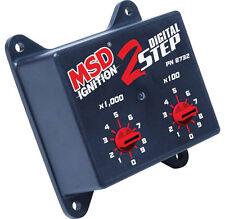 MSD TWO STEP REV CONTROL FOR DIGITAL 6AL P/N 8732 IMCA DRAG MSD MALLORY NHRA