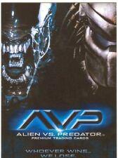 Alien V Predator Promo Card P-1