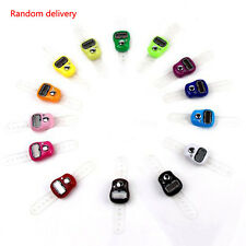 Useful Electronic Row LCD Display Digital Finger Hand Ring Tally Counter