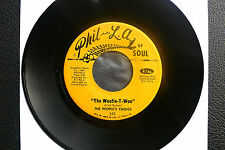 """7"""" The People's Choice - The Wootie-T-Woo - US Phil L.a. Of Soul"""